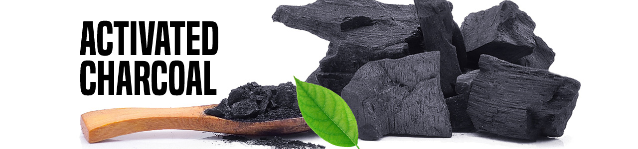 Naturmade offers a variety of food grade activated charcoal in different packages.