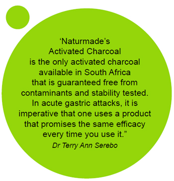 Naturmade Activated Charcoal is Medicinal Grade and unique in many respects.